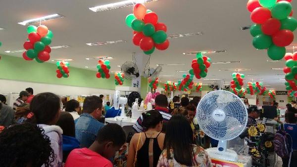 Rede de loja Guaibim chega em Itabuna com várias vagas de emprego (Foto: Divulgação)