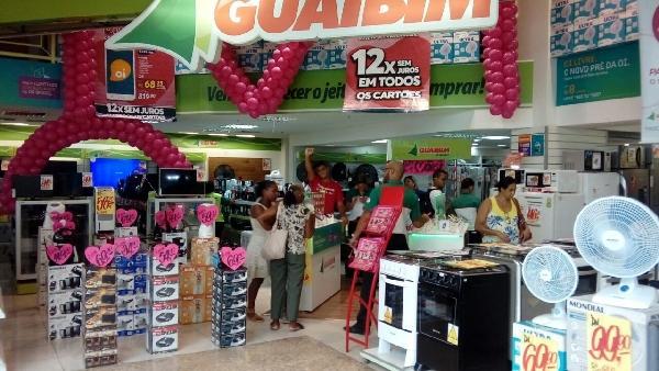 Veja as vagas disponíveis nas Lojas Guaibim (Foto: Divulgação)