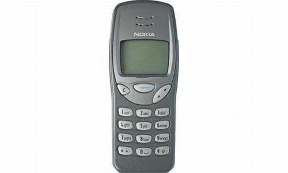 Nokia 3210 (Foto: Reprodução)
