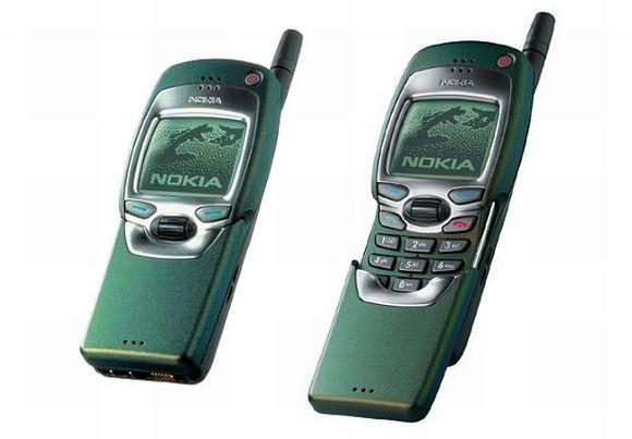 Nokia 7110 (Foto: Reprodução)
