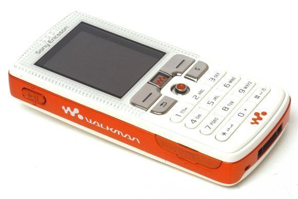 Sony Walkman W800i (Foto: Reprodução)