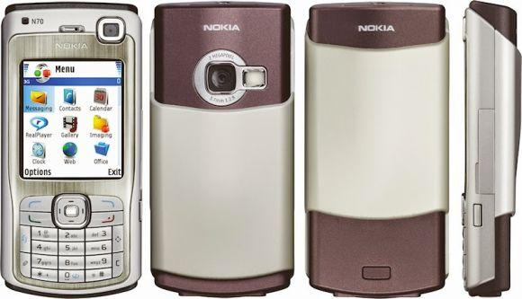Nokia N70 (Foto: Reprodução)