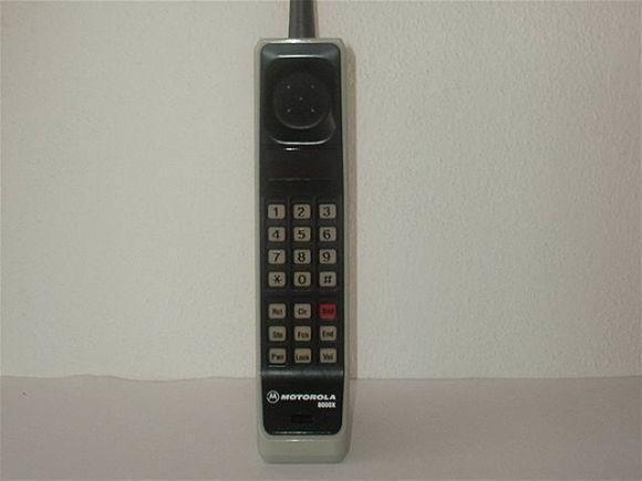Motorola DynaTAC 8000X (Foto: Reprodução)