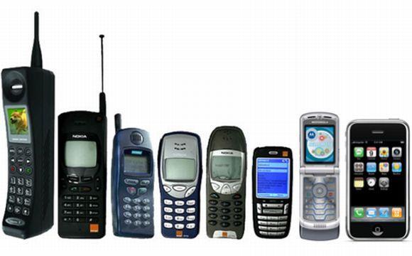 A evolução do celular: fotos incríveis (Foto: Reprodução)