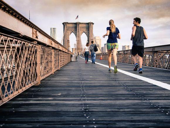 Você pode se exercitar em qualquer lugar (Foto Ilustrativa)