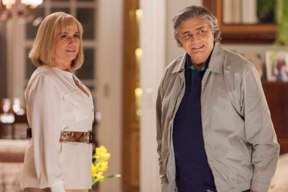Vera Holtz e Tarcísio Meira terão papel fundamental na trama (Foto: Divulgação GShow)