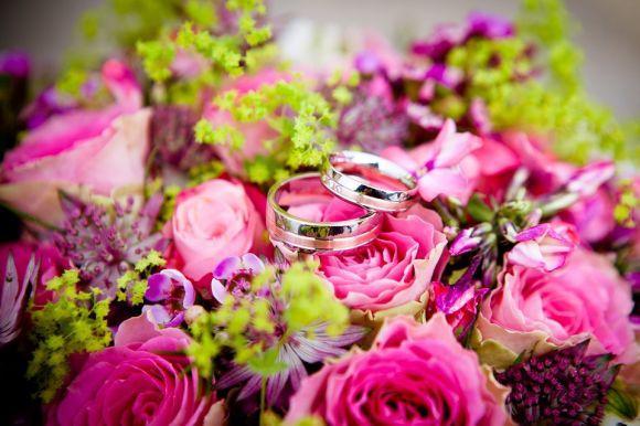 Como escolher a flor ideal para a decoração de casamento (Foto Ilustrativa)