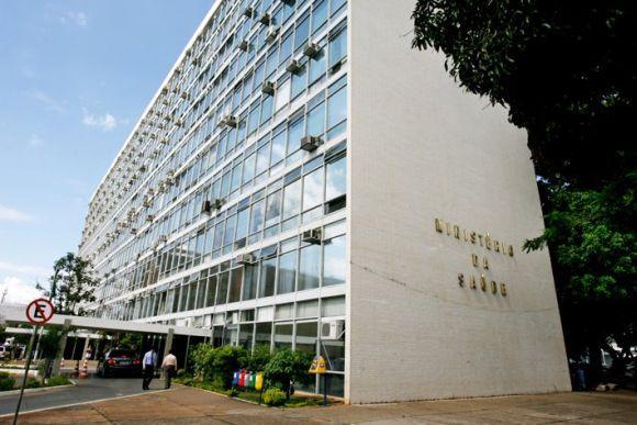 A sede do Ministério da Saúde fica em Brasília (Foto: Reprodução)