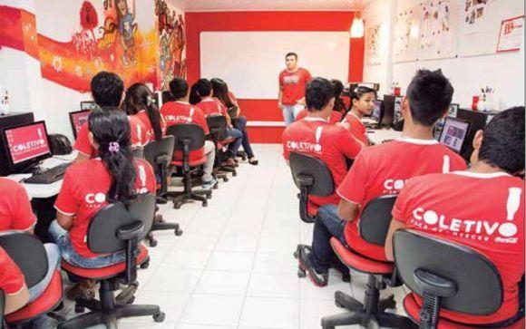 As aulas acontecerão entre outubro e dezembro, em quatro unidades do Coletivo em Manaus (Foto: Divulgação Coletivo Coca-Cola)
