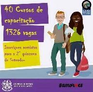 Cursos gratuitos de qualificação em Turismo 2016