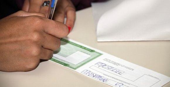 O seu título está em dia para votar nas eleições municipais? (Foto: Divulgação TRE-SP)