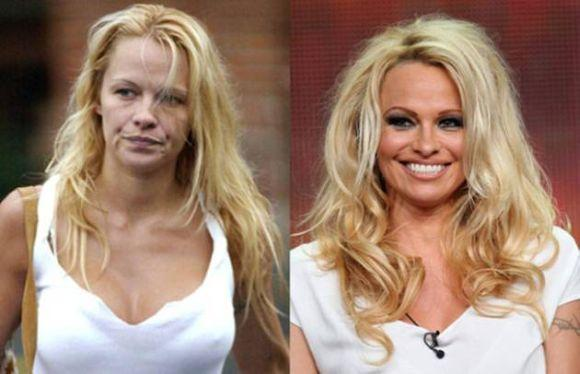 Pamela Anderson (Foto Ilustrativa)