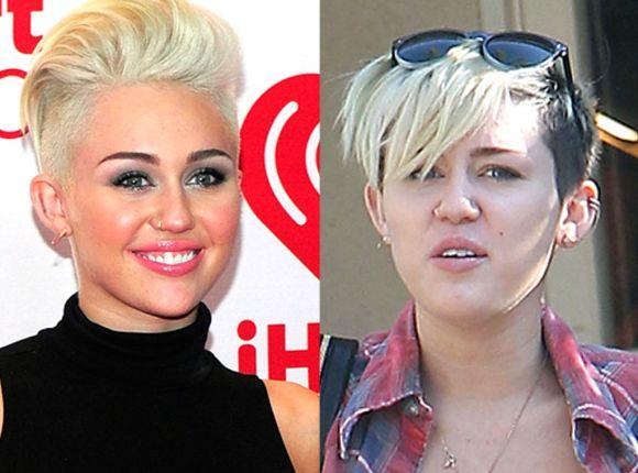 Miley Cyrus (Foto Ilustrativa)