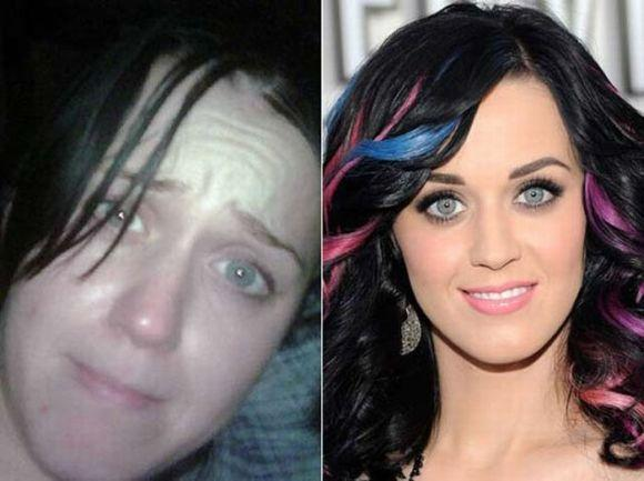 Katy Perry (Foto Ilustrativa)