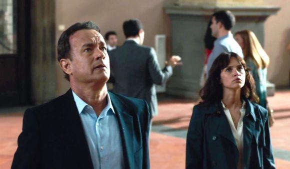 Tom Hanks estrela o filme Inferno (Foto: Divulgação Sony Pictures)