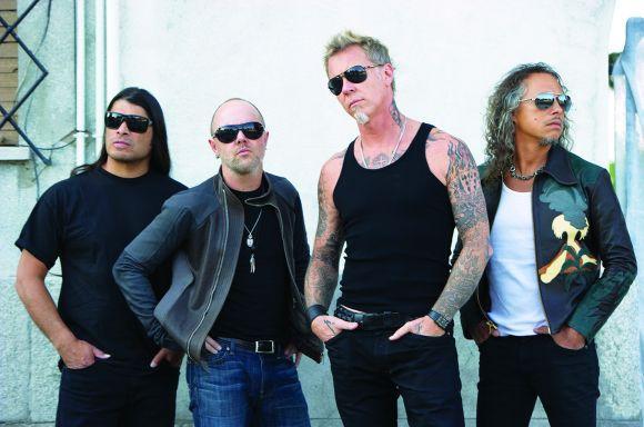 O Metallica é um dos headliners do festival (Foto Ilustrativa)