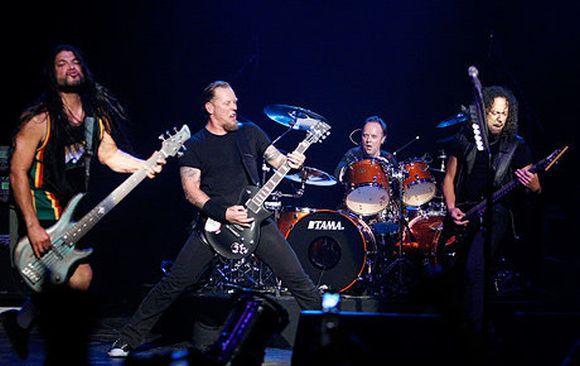 O Metallica será um dos headliners do festival (Foto: Reprodução)