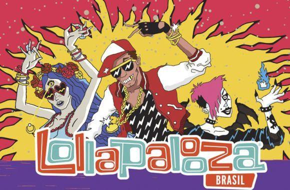 Lollapalooza Brasil 2017: local e data