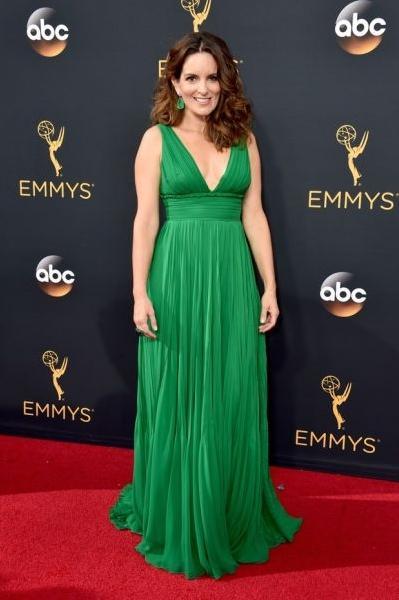 Tina Fey (Foto: Reprodução Emmy Awards)