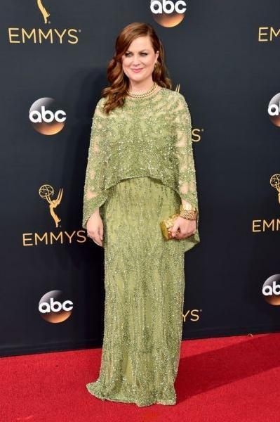 Amy Poehler (Foto: Reprodução Emmy Awards)