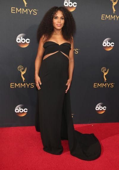 Kerry Washington (Foto: Reprodução Emmy Awards)