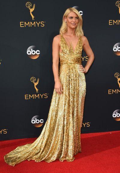 Claire Danes (Foto: Reprodução Emmy Awards)