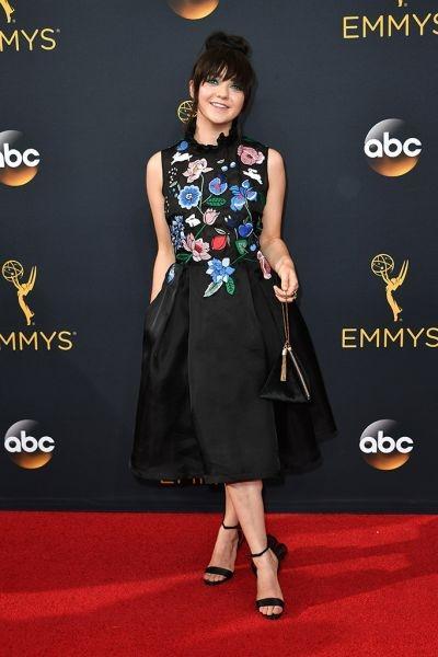 Maisie Williams (Foto: Reprodução Emmy Awards)