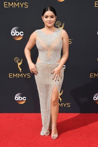 Ariel Winter (Foto: Reprodução Emmy Awards)