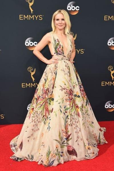 Kristen Bell (Foto: Reprodução Emmy Awards)