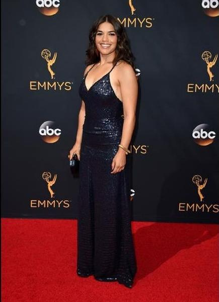 America Ferrera (Foto: Reprodução Emmy Awards)