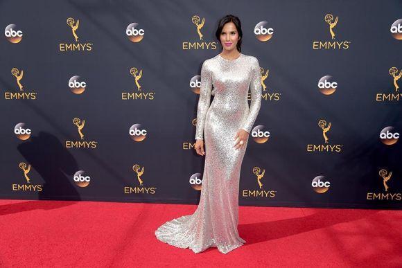 Padma Lakshimi (Foto: Reprodução Emmy Awards)