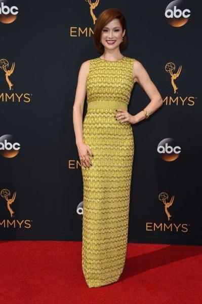 Ellie Kemper (Foto: Reprodução Emmy Awards)