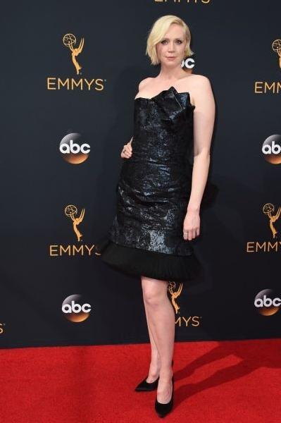 Gwendoline Christie (Foto: Reprodução Emmy Awards)