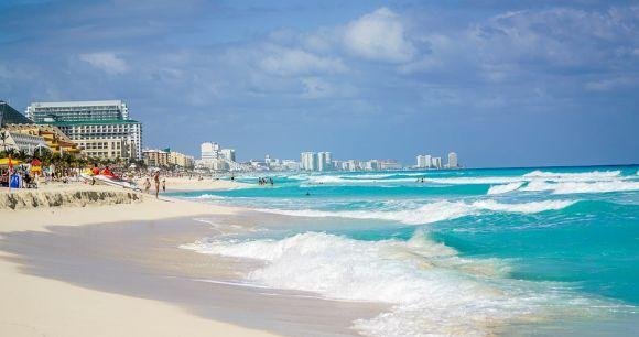 A lua de mel em Cancún é bastante procurada (Foto Ilustrativa)