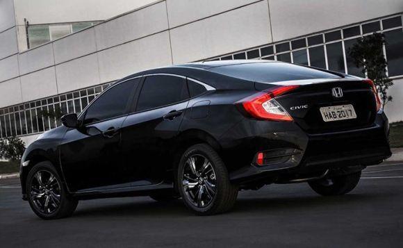 Os preços da nova geração do Civic partem de R$ 87.900 (Foto: Divulgação Honda)