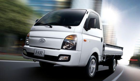 Há várias opções de carrocerias e baús para o utilitário da Hyundai (Foto: Divulgação Hyundai)