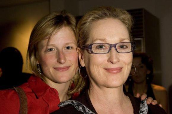 Meryl Streep e Mamie Gummer (Foto: Reprodução internet)