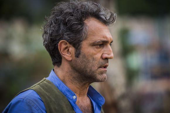 O ator Domingos Montagner morreu após mergulhar no Rio São Francisco (Foto: Reprodução Globo)