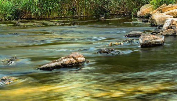 Perigos e cuidados em banhos de rio (Foto Ilustrativa)