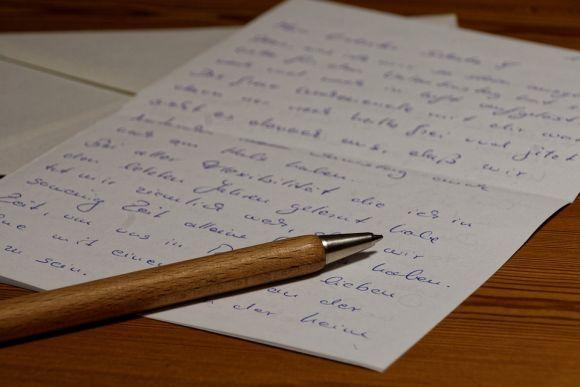Escreva bastante, sobre vários temas, para treinar (Foto Ilustrativa)