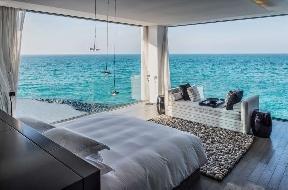 Resorts para se hospedar em ilhas desertas