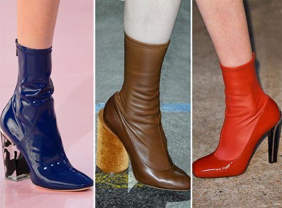 Sapatos femininos 2017: tendências da moda