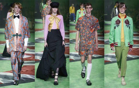 O Milão Fashion Week serve de referência para a moda em todo o mundo (Foto: Reprodução)