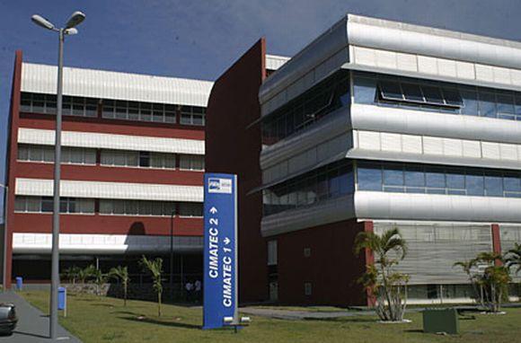 A Faculdade Senai Cimatec fica em Salvador (Foto: Divulgação Senai BA)