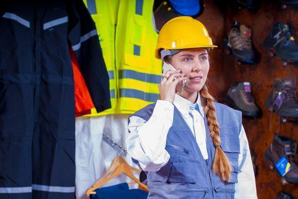O curso de Técnico em Segurança do Trabalho é uma das opções com bolsas (Foto Ilustrativa)