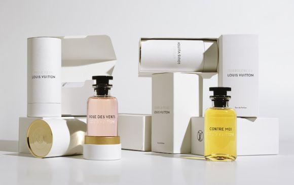 Nova linha de perfumes femininos Louis Vuitton (Foto: Divulgação Louis Vuitton)