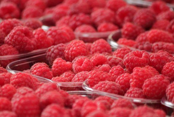 As frutas vermelhas são ótimas para quem trabalha sentado o dia todo (Foto Ilustrativa)