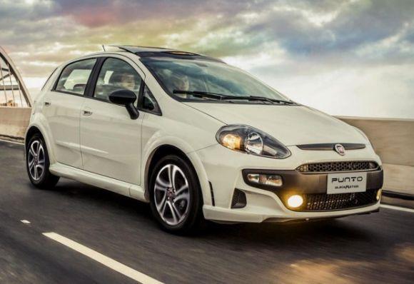 Alguns modelos da Fiat, como o Punto, também estão no ranking (Foto: Divulgação Fiat)