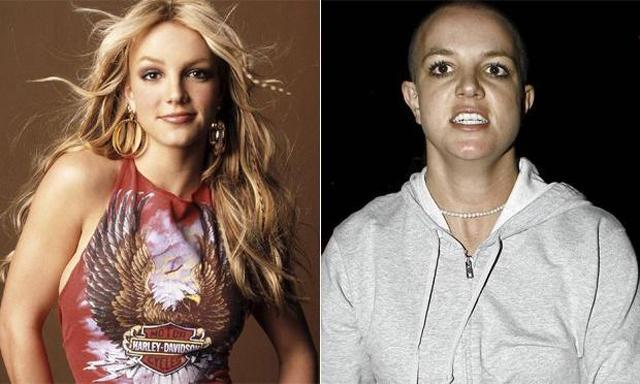 Celebridades antes e depois das drogas (Foto: Divulgação)