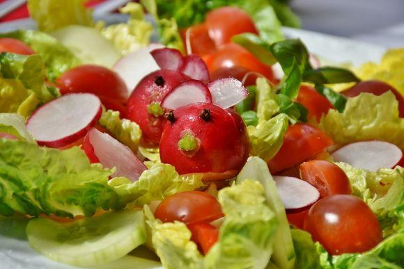 Crie pratos coloridos e divertidos para atrair a criançada (Foto Ilustrativa)